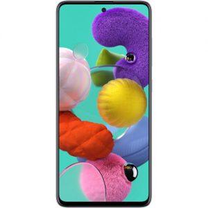 گوشی موبایل سامسونگ Samsung Galaxy A51 A515F Dual-SIM 128GB Smartphone Crush White