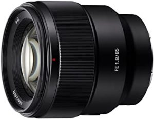 قیمت لنز سونی 85 F1.8