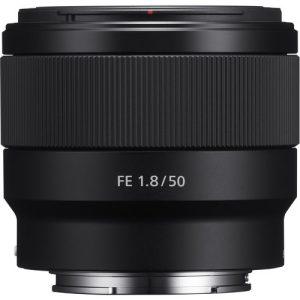 لنز سونی Sony FE 50mm f/1.8 Lens