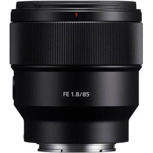 لنز سونی Sony FE 85mm f/1.8 Lens