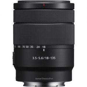 لنز سونی Sony E 18-135mm f/3.5-5.6 OSS Lens