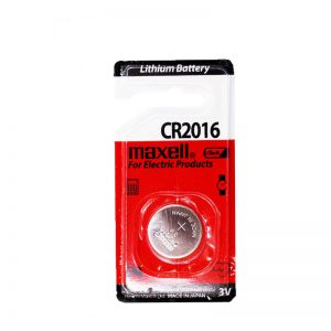 خرید باتری maxell lithium CR2016 battery