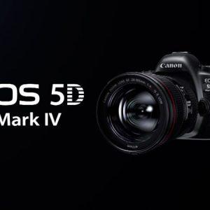 دوربین کانن 5D MARKE IV