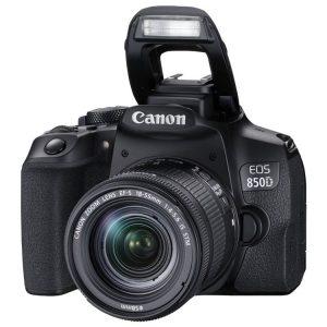 کانن Canon EOS 850D kit EF-S 18-55mm f/4-5.6 IS STM