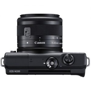 کانن بدون آینه Canon EOS M200 Mirrorless kit 15-45mm
