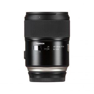 لنز تامرون Tamron SP 35mm f/1.4 Di USD Lens for Nikon F